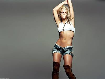 Britney Spears Photograph - Britney Spears by Alice Kent