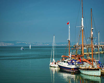Photograph - Brixham Harbour by Edmund Nagele
