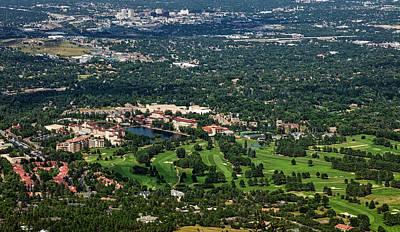 Broadmoor Photograph - Broadmoor Hotel Resort by Mountain Dreams