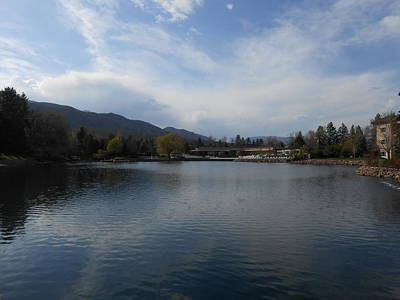 Photograph - Broadmoor Lake2 by Julie Grace