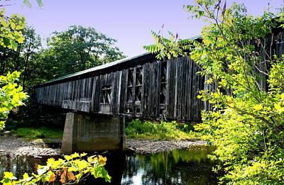 Photograph - Broken Bridge by Emily Stauring