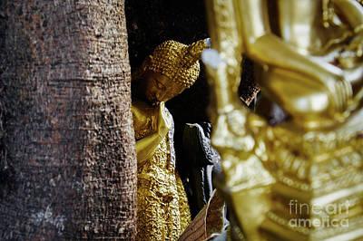 Photograph - Broken Buddha IIi by Dean Harte