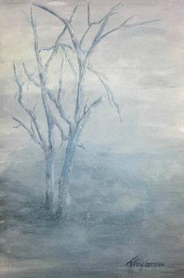 Painting - Broken But Still Standing by T Fry-Green