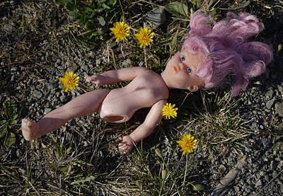 Palm Trees - Broken Doll by Vladimir Kholostykh