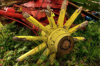 Photograph - Broken Down by Mike Eingle