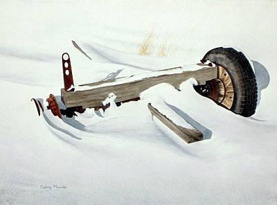 Broken Dreams Art Print by Conrad Mieschke