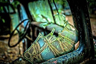 Photograph - Broken Dreams by Rod Kaye