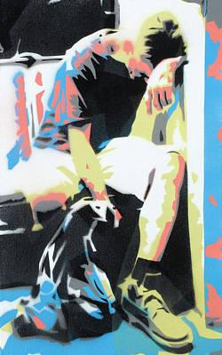 Painting - Broken Dreams by Seamas Culligan