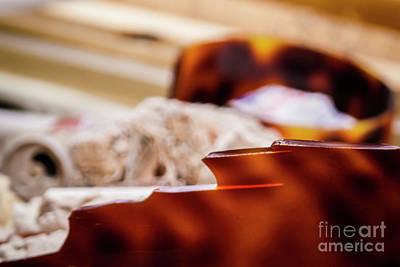 Photograph - Broken Glass by Ana Mireles