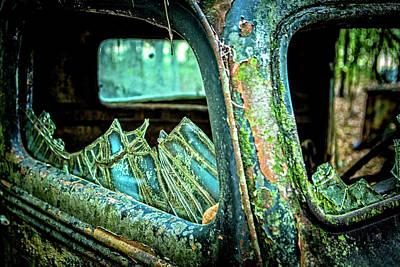 Photograph - Broken Glass by Rod Kaye
