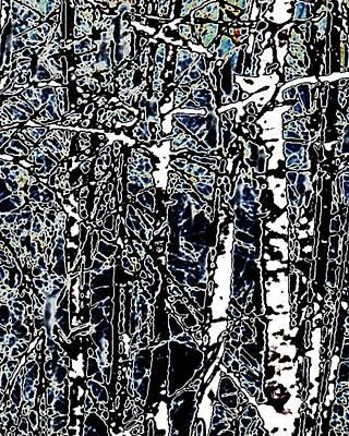 Photograph - Broken Heart Left Panel by Bill Kellett