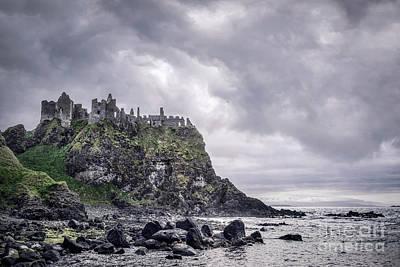 Castle Photograph - Broken Kingdom by Evelina Kremsdorf