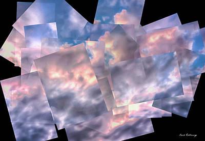 Photograph - Broken Sky Abstract Collection Art  by Reid Callaway