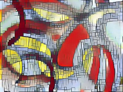Digital Art - Broken Soul by Lucia Sirna