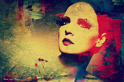 Digital Art - Broken Soul  by Riana Van Staden