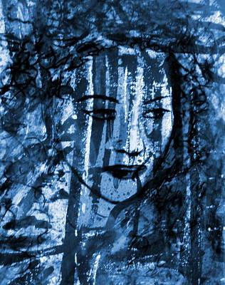 Broken Trust Art Print