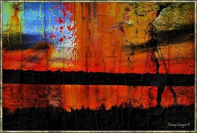 Digital Art - Broken View by Wesley Nesbitt