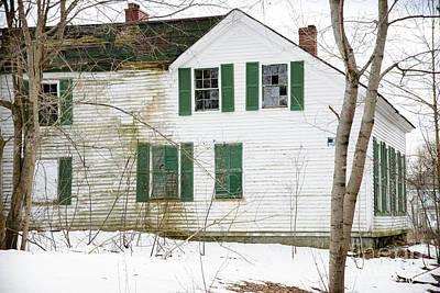 Photograph - Broken Windows by Alana Ranney