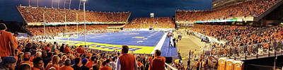 Photograph - Bronco Stadium Pano by Lost River Photography