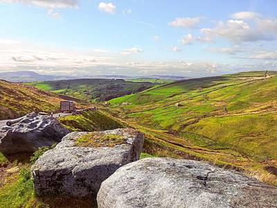 Photograph - Bronte Country by Menega Sabidussi