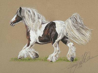 Broodmare Pastel - Bronwyn by Terry Kirkland Cook