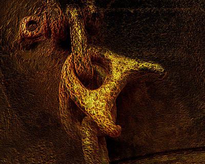 Bronze Age  Art Print by Roger Soule