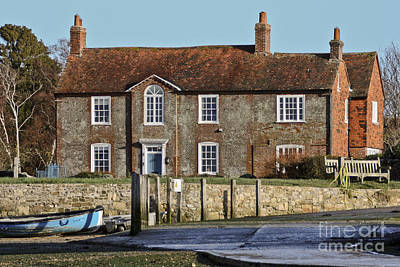 Photograph - Brook House Bosham by Terri Waters