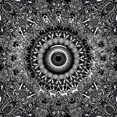 Digital Art - Brook- by Robert Orinski