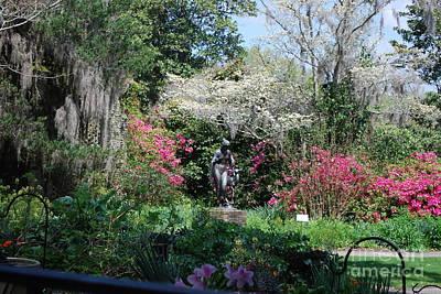 Brookgreen Gardens 2 Art Print