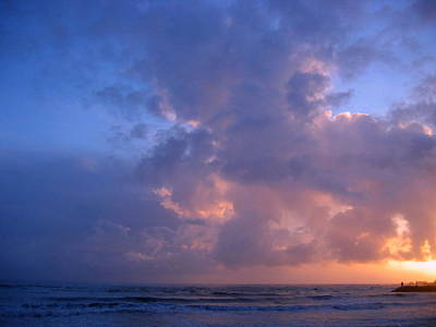 Photograph - Brookings Oregon Sunset 02 by Larry Bacon