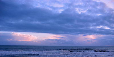 Photograph - Brookings Oregon Sunset 03 by Larry Bacon