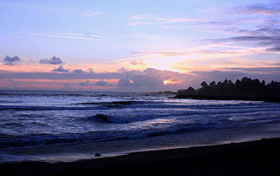 Photograph - Brookings Oregon Sunset #10 by Larry Bacon