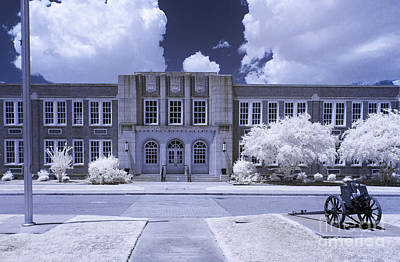 Photograph - Brookland-cayce Hs-ir by Charles Hite