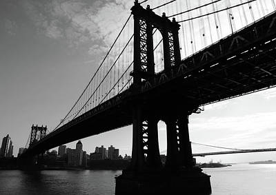 Photograph - Brooklyn Bridge 2nyc  by The Artist Project