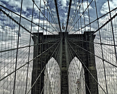Brooklyn Bridge Original by Francis Dangelo