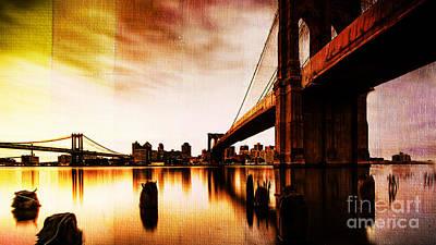 Brooklyn Bridge Ny 01 Original