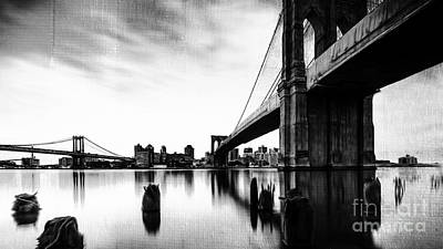 Brooklyn Bridge Ny Original by Gull G