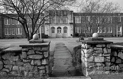 Photograph - Brookland Cayce Hs by Skip Willits