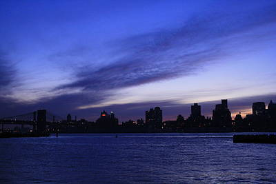 Photograph - Brooklyn Heights From Whitehall by Christopher Kirby