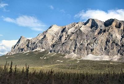 Brooks Range Mountain Art Print by Adam Owen