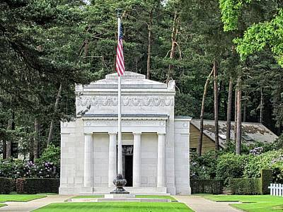 England Photograph - Brookwood Military Cemetery-us2 by Shane Reed