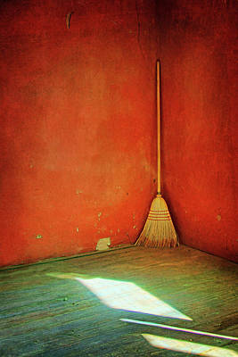 Photograph - Broom by Nikolyn McDonald
