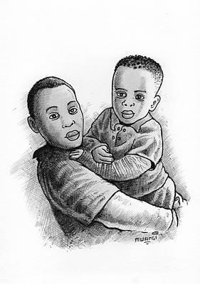 Brothers Original by Anthony Mwangi