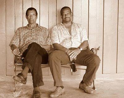 Photograph - Brothers by Deborah  Crew-Johnson