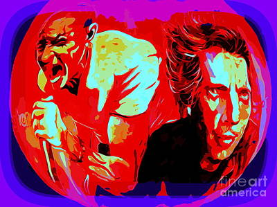 Digital Art - Brothers Forever by Ed Weidman
