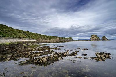 Photograph - Brough Bay by Jeremy Lavender Photography