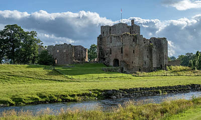 Photograph - Brougham Castle, England by Jeremy Lavender Photography
