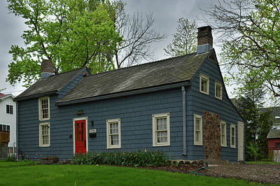 Photograph - Brougham Cottage by Kenneth Cole