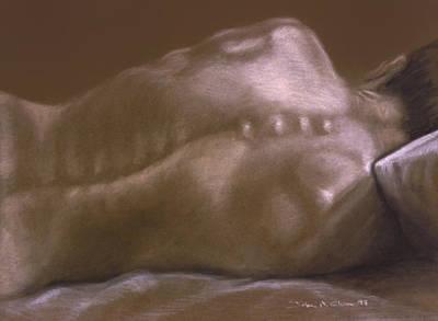 Painting - Brown Series II by John Clum