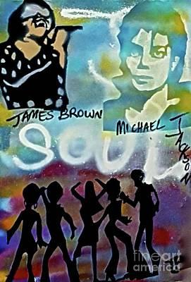 Brown Souled Mj Original by Tony B Conscious